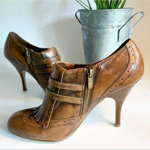 Enzo Angiolini Ankle Boots Brown